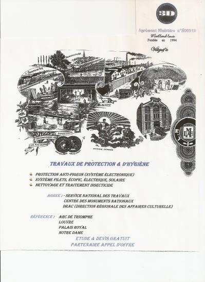 UN SEUL INTERLOCUTEUR,MAILLARD LOUIS 0680884309